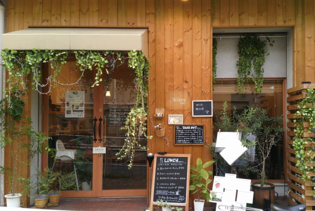 Treenity cafe  で販売開始!
